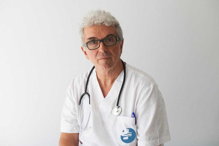 El Dr. Sergi Verd se reincorpora a la Unidad de Pediatría del Hospital de Llevant