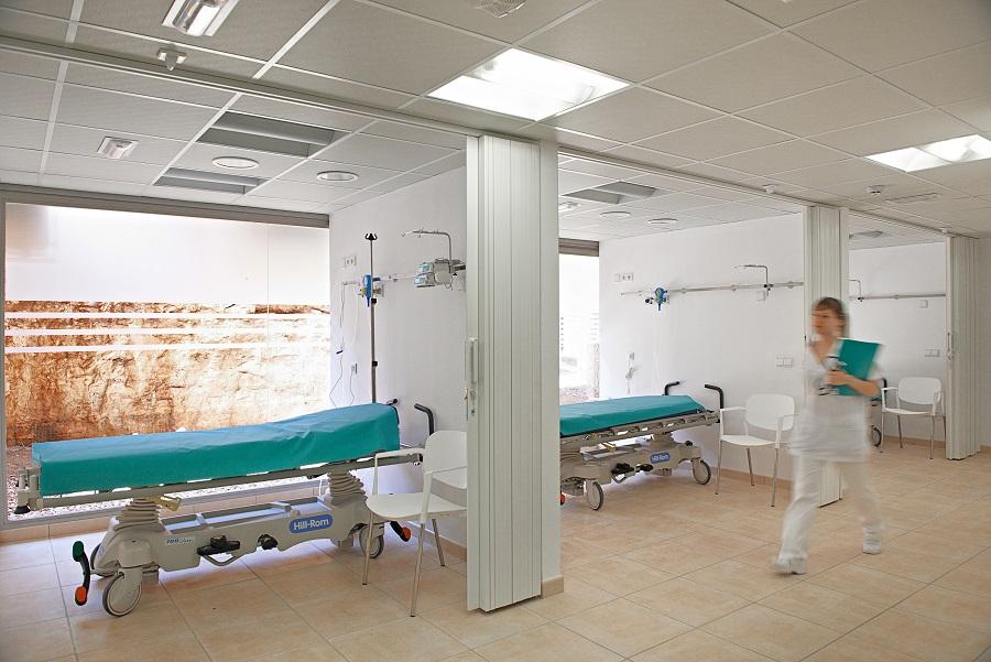 El Hospital de Llevant ha atendido más de 13.000 urgencias durante el 2015