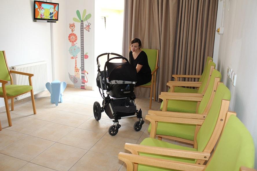 El Hospital de Llevant crea una nueva zona de pediatría