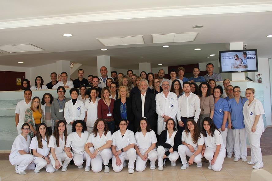 Complex Sanitari Llevant, el primero de España en obtener la Certificación ISO 9001/2015
