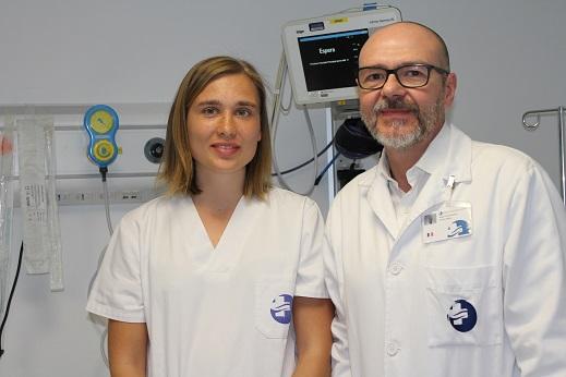 Estudiantes de medicina de la prestigiosa Universidad de Friburgo realizan prácticas en Hospital de Llevant
